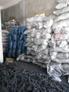 تجهيز فحم, تعبئة فحم, تصدير فحم